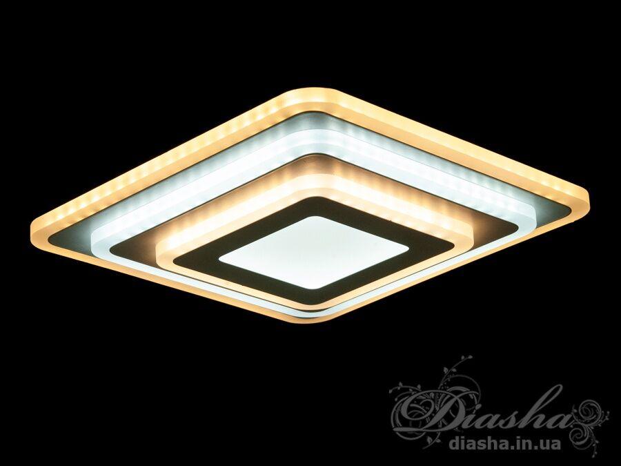 Светодиодный светильник настенно-потолочный 32WСветодиодные бра, светодиодные панели, Светодиодные люстры, Светильники-таблетки, Новинки