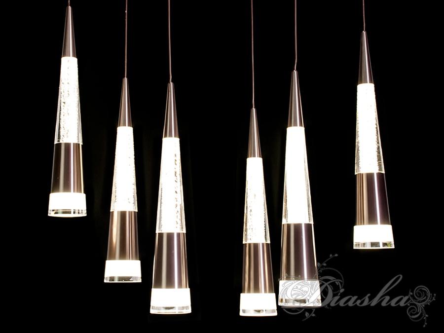 Современная светодиодная люстра, 50W. Современная светодиодная люстра, 50W Всего за 2760грн.
