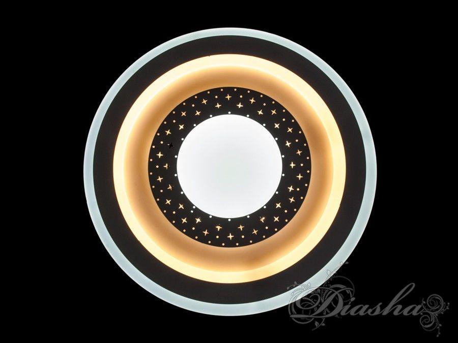 Светодиодный светильник настенно-потолочный 38W. Светодиодный светильник настенно-потолочный 38W Всего за 800грн.