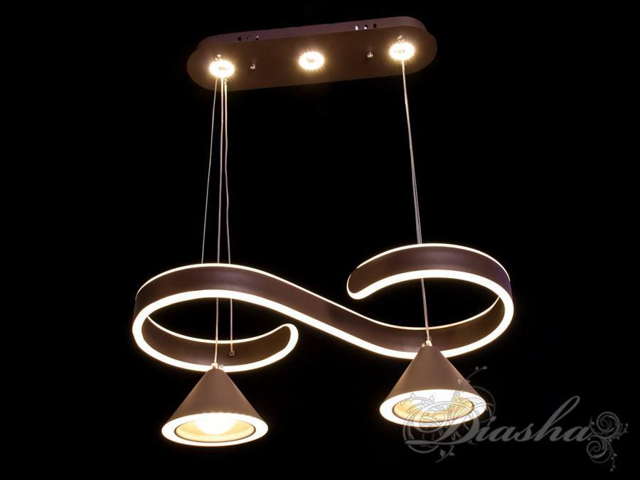 Современная светодиодная люстра, 70W. Современная светодиодная люстра, 70W Всего за 1920грн.
