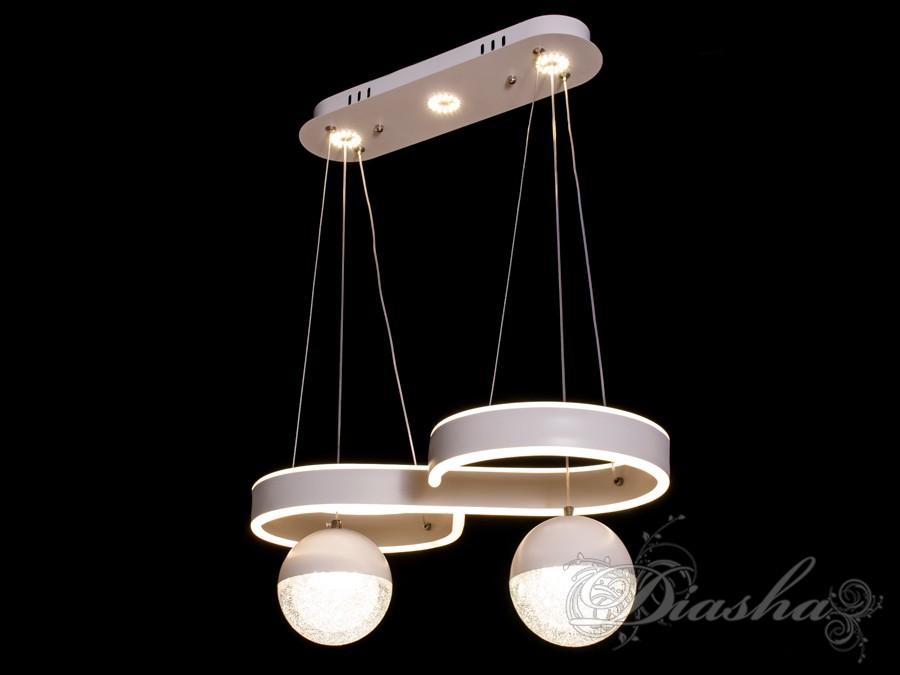 Современная светодиодная люстра, 70W. Современная светодиодная люстра, 70W Всего за 2440грн.