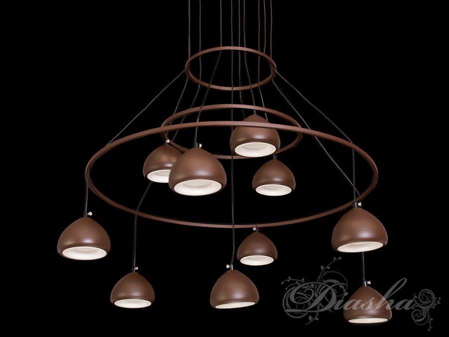 Современная светодиодная люстра, 40W. Современная светодиодная люстра, 40W Всего за 1400грн.