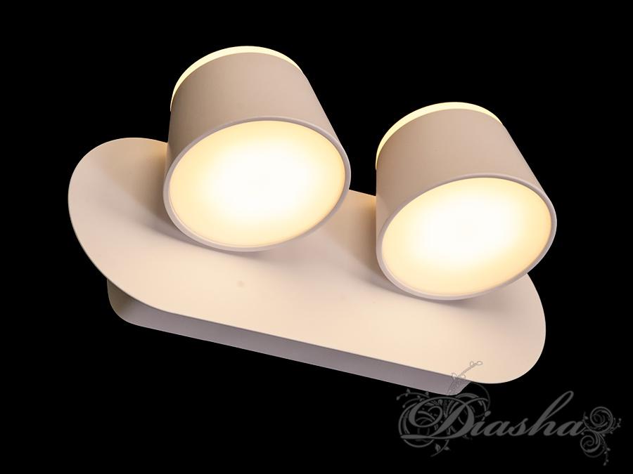 Подсветка для зеркал и картин 8WСпоты, Подсветка для зеркала, Светильники для картин, Источники направленного света, Новинки
