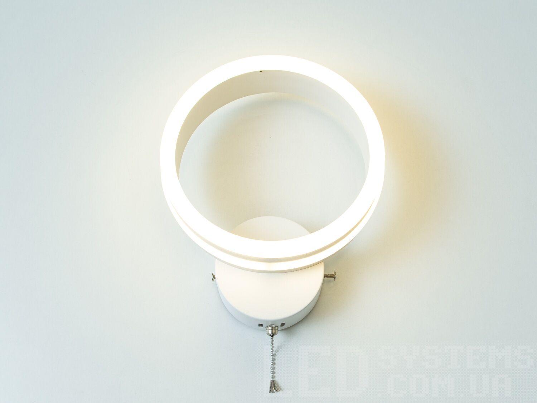 Потолочное светодиодное бра с диммером 28WПотолочные люстры, Светодиодные люстры, Люстры LED, Потолочные
