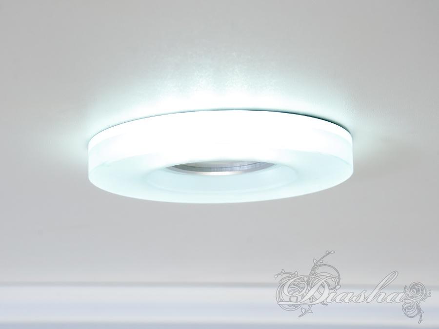 Светильник со встроенной светодиодной подсветкойВрезка, Серия SBT,Точечные светильники, Точечные светильники MR-16, Новинки