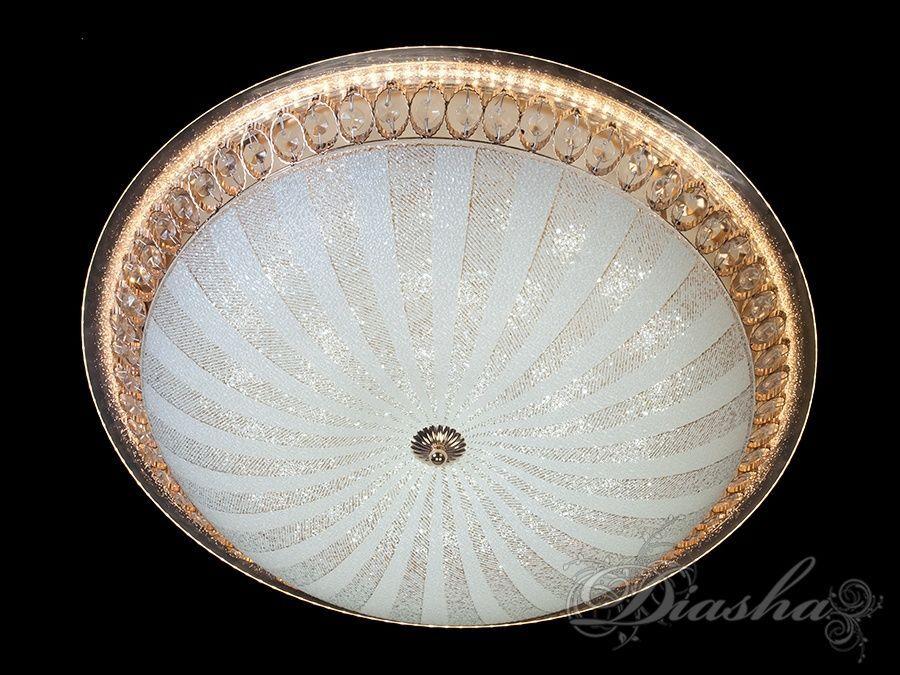 Настенно-потолочный светодиодный светильник 80WПотолочные люстры, Светодиодные люстры, Светильники-таблетки