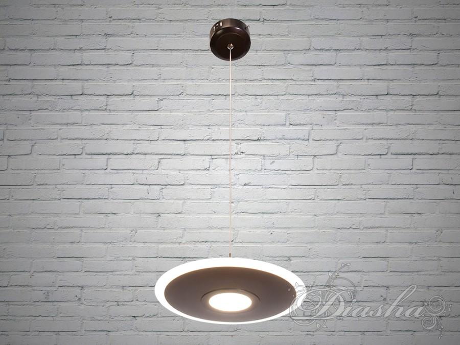 Светодиодный подвес в стиле Loft 16WПодвесы LED, Минимализм, Светильники