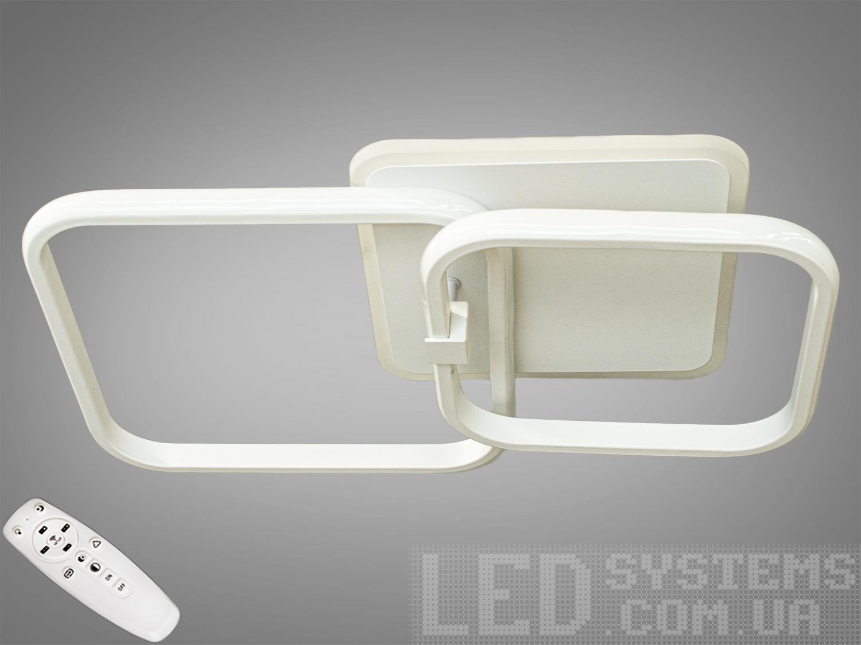 Потолочная светодиодная люстра с диммером 60WПотолочные люстры, Светодиодные люстры, Люстры LED, Потолочные
