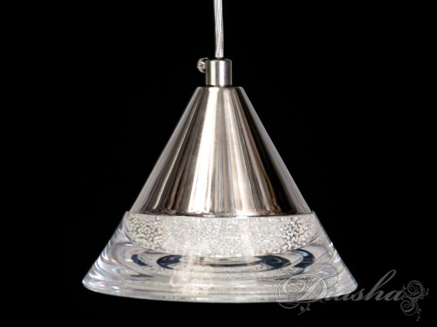 Современная светодиодная люстра, 6WСветодиодные люстры, Люстры LED, Подвесы LED, Новинки