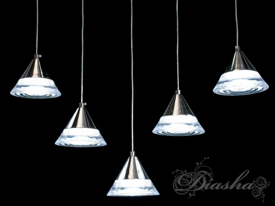 Современная светодиодная люстра, 35W. Современная светодиодная люстра, 35W Всего за 1560грн.
