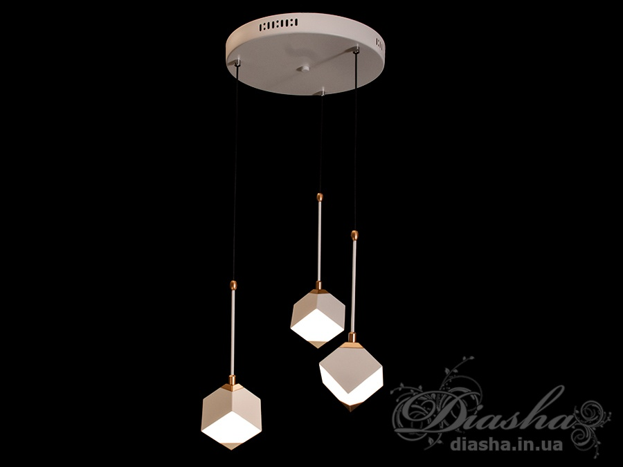 Современная светодиодная люстра, 23WСветодиодные люстры, Люстры LED, Подвесы LED Новинки