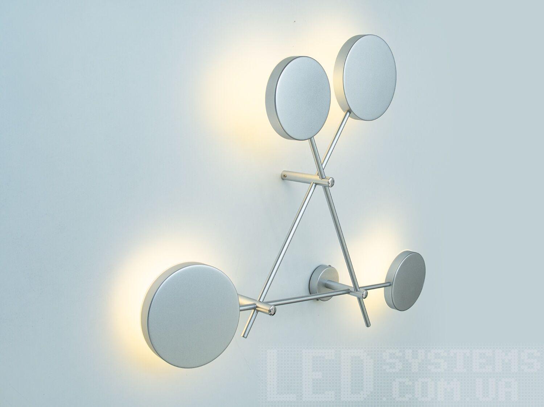 Современный светодиодный светильник, 30WПотолочные люстры, Светодиодные люстры, Люстры LED, Потолочные, светодиодные панели, Новинки