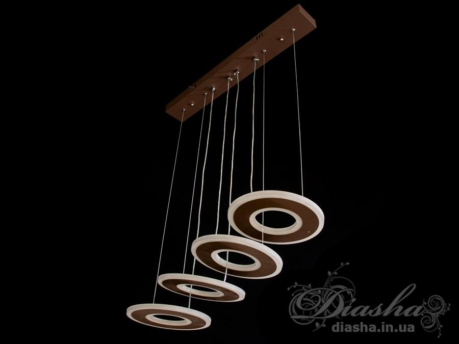 Современная светодиодная люстра, 45WСветодиодные люстры, Люстры LED, Подвесы LED