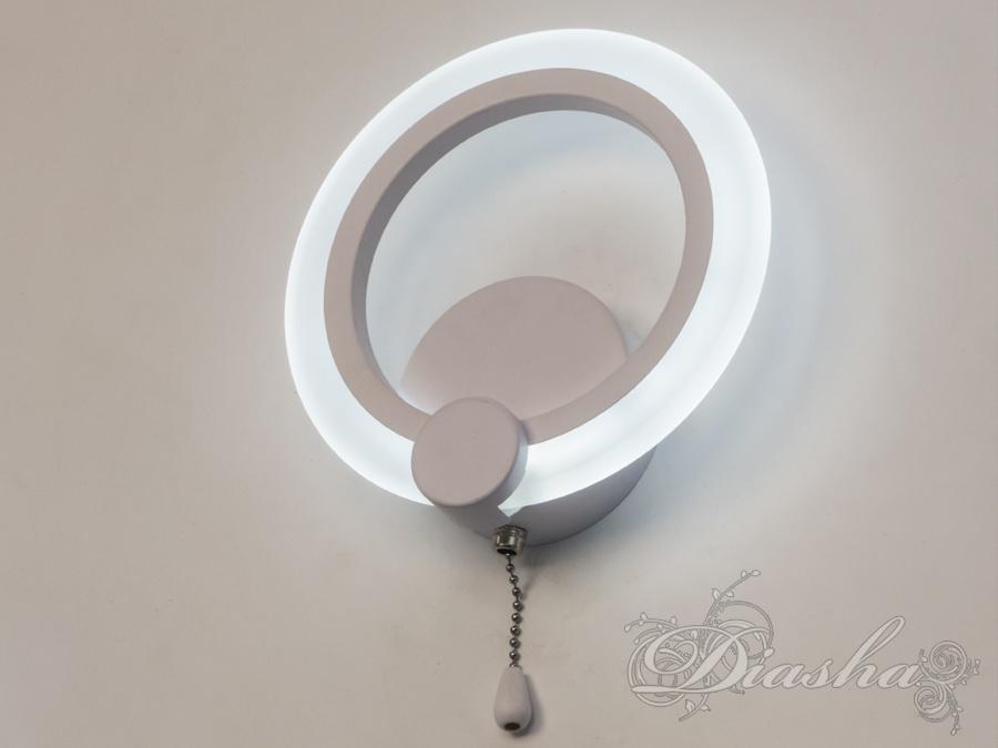 Светодиодный светильник 9W. Светодиодный светильник 9W Всего за 320грн.
