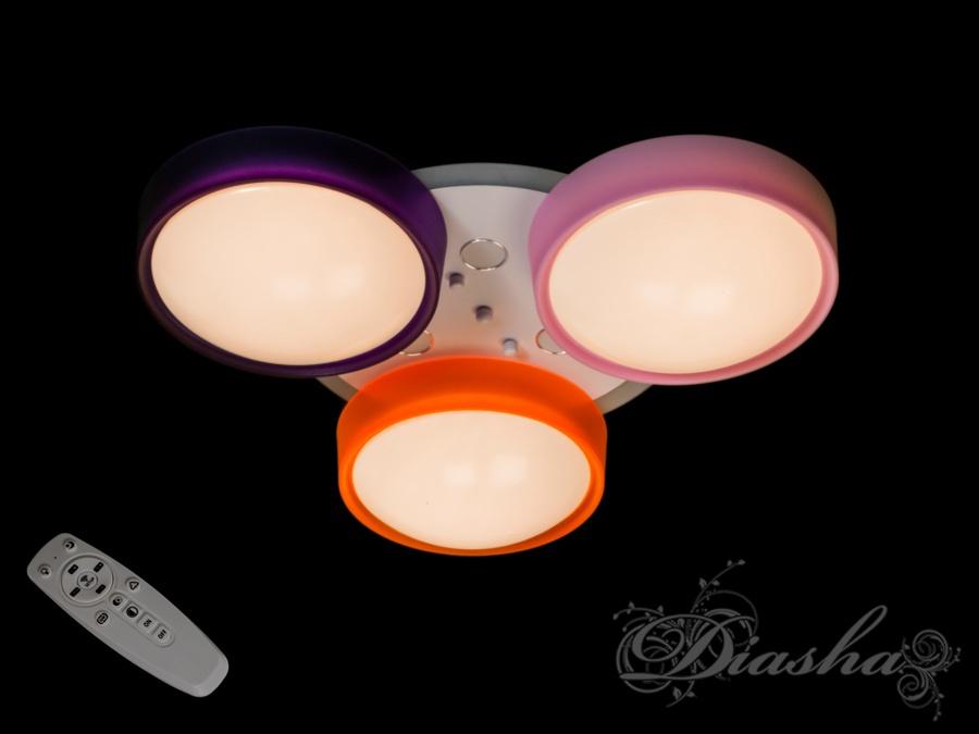 Идеальная люстра для детской комнаты 85WПотолочные люстры, Светодиодные люстры, светодиодные панели, Люстры LED