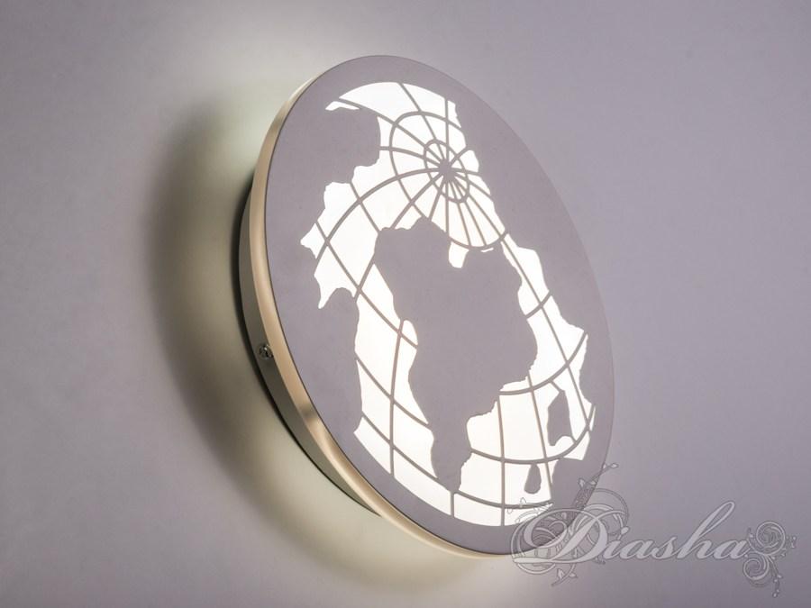 Светодиодный светильник 15W. Светодиодный светильник 15W Всего за 440грн.