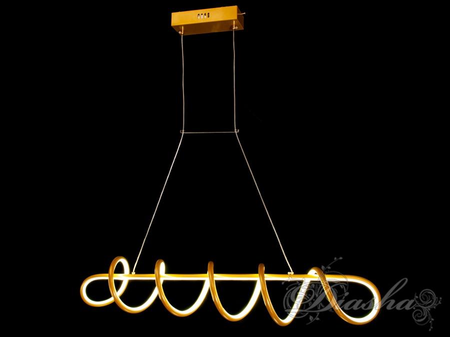 Современная светодиодная люстра, 115WСветодиодные люстры, Люстры LED, Подвесы LED, Новинки