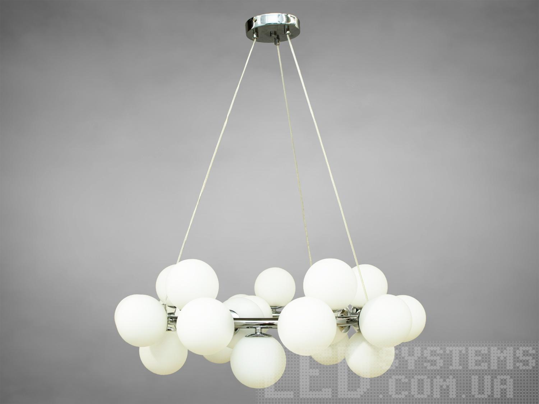 Люстра Loft на 25 лампСветильники