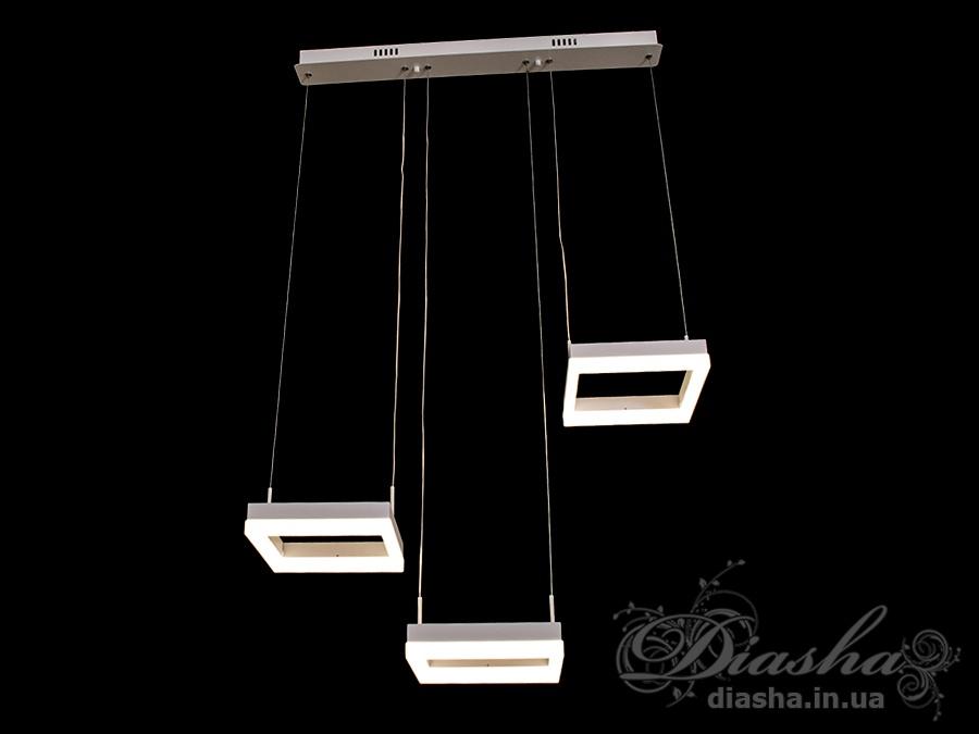 Современная светодиодная люстра, 42WСветодиодные люстры, Люстры LED, Подвесы LED Новинки