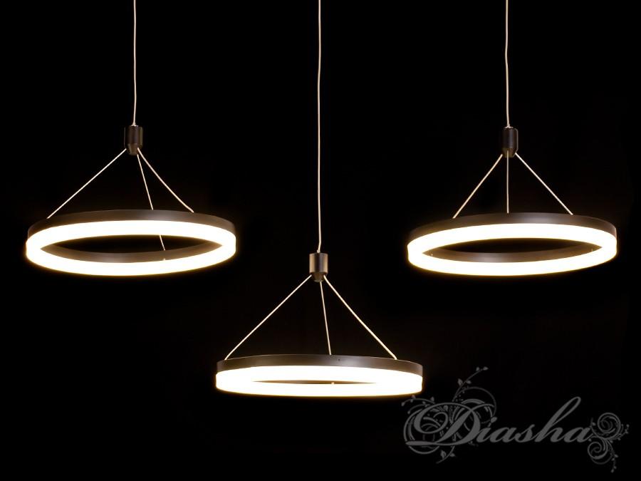 Современная светодиодная люстра, 45WСветодиодные люстры, Люстры LED, Подвесы LED, Новинки