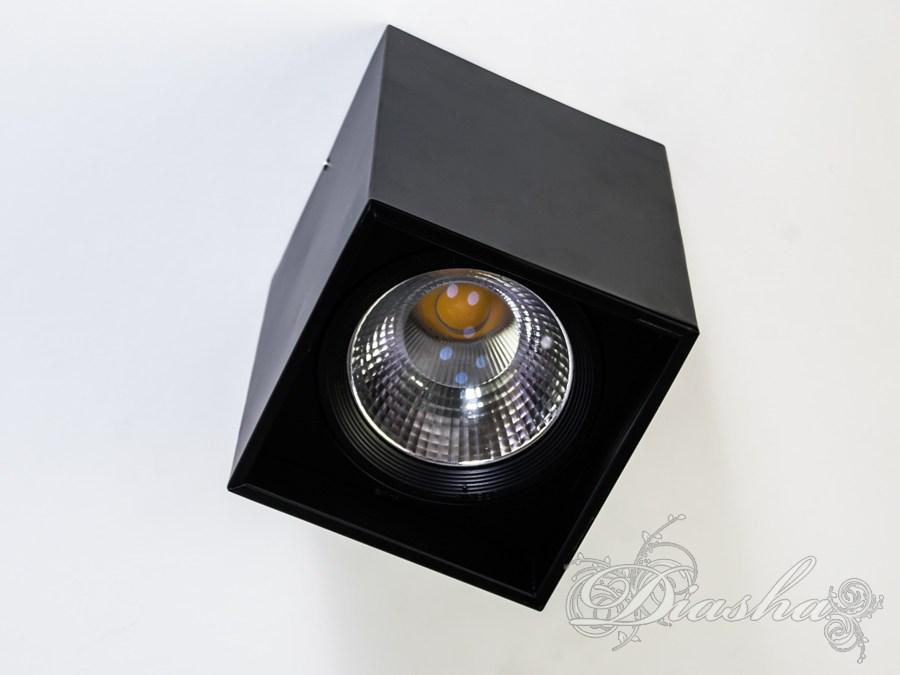 Накладной светодиодный точечный светильник 15W. Накладной светодиодный точечный светильник 15W Всего за 400грн.