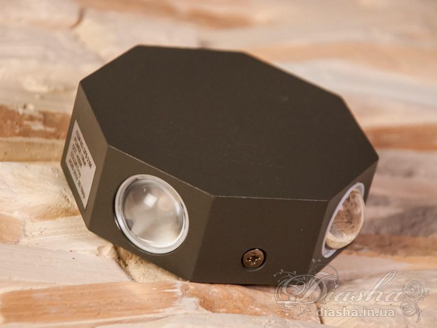 Архитектурная LED подсветка 4WФасадные светильники, LED светильники, уличные светильники, Архитектурная подсветка