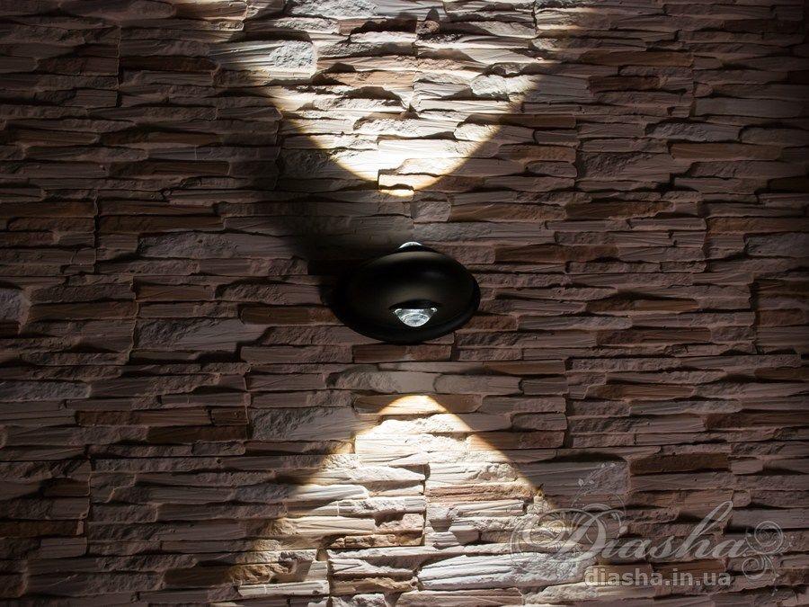 Двухлучевая архитектурная LED подсветкаФасадные светильники, LED светильники, уличные светильники, Архитектурная подсветка