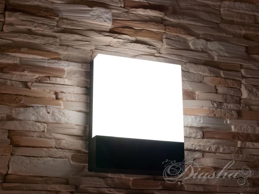 Накладная архитектурная LED подсветкаФасадные светильники, LED светильники, уличные светильники, Архитектурная подсветка