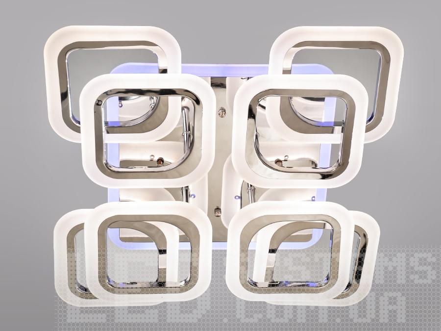 Потолочная люстра в стиле хай-тек для кухни, 90W на 12 м2. Потолочная люстра в стиле хай-тек для кухни, 90W на 12 м2 Всего за 2030грн.