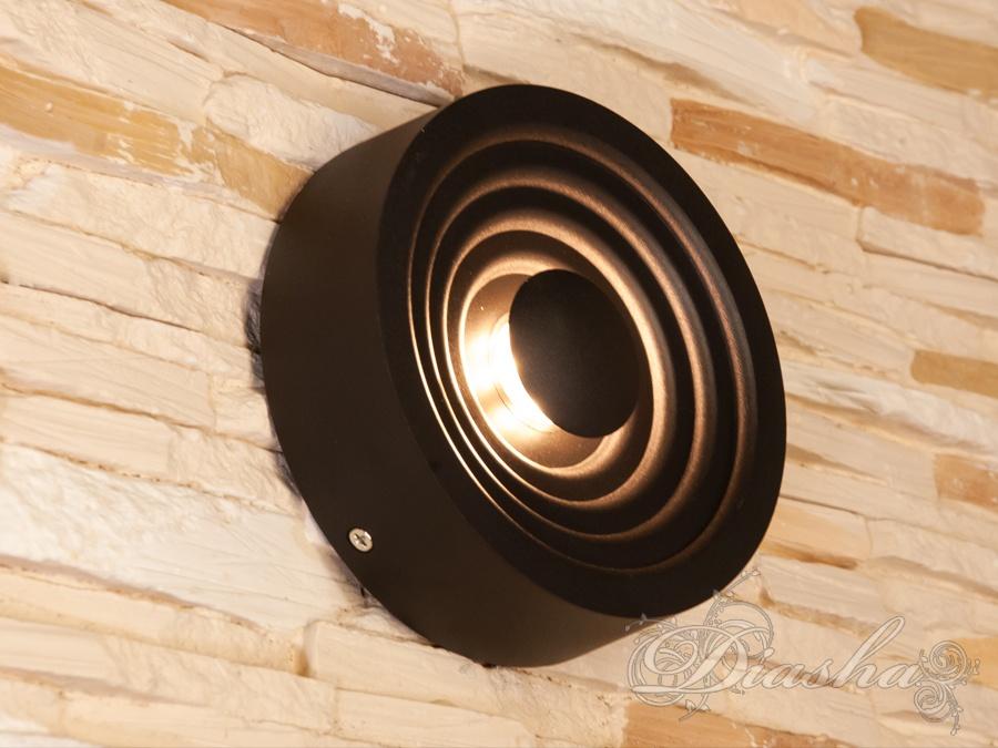 Накладное уличное LED бра, 6ВтФасадные светильники, Светодиодные бра, LED светильники, уличные светильники, Архитектурная подсветка, Новинки
