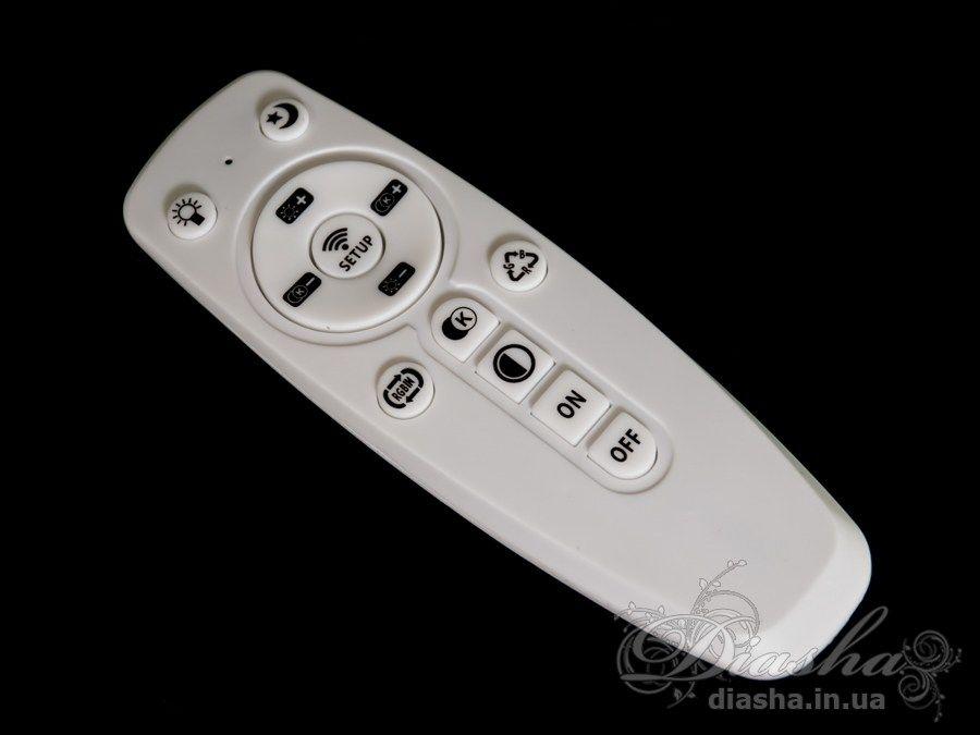 Пульт-диммер для светодиодной люстры, 40-54 Вт, 4 канала. Пульт-диммер для светодиодной люстры, 40-54 Вт, 4 канала Всего за 440грн.