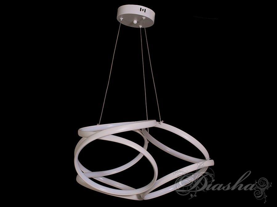 Такая люстра запросто подойдет под любой интерьер – классический, современный и даже в стиле «хай-тек». Такая люстра может стать как центральным освещением для зала или кухни, так и отличным решением для освещения лестничного холла.Изящные светодиодные светильники предназначены для создания яркого светодиодного освещения.