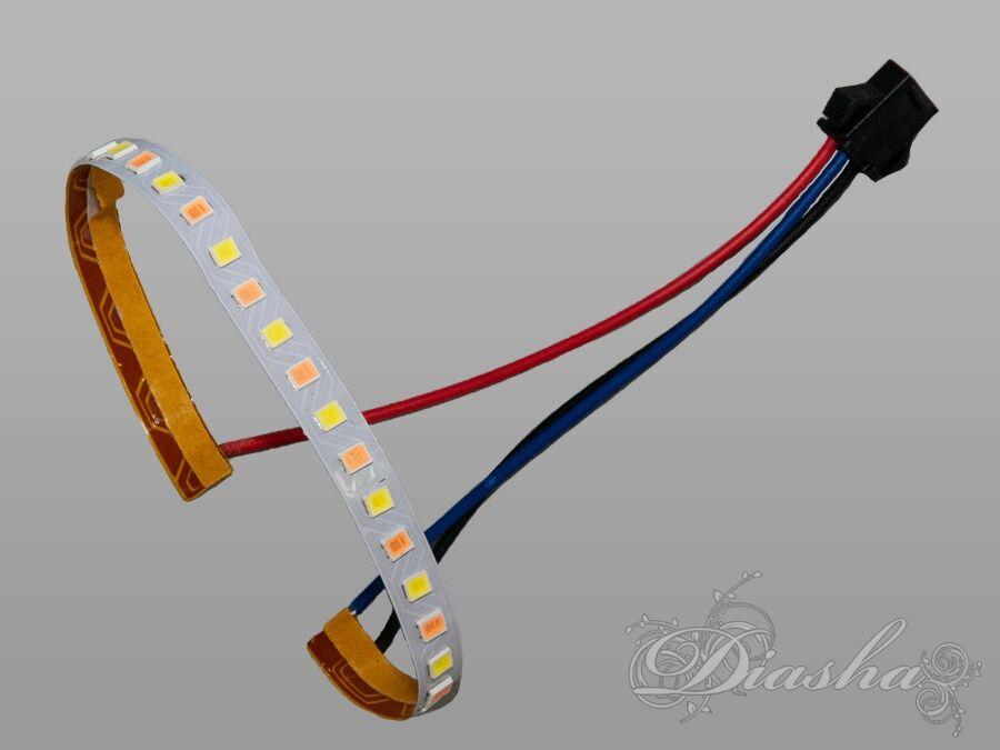 Лента для точечных светильников, 3WЭлектрофурнитура, Пульты, Новинки