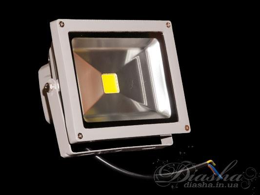 Светодиодный прожектор, 20ВтСветодиодные прожектора, уличные светильники, Lemanso