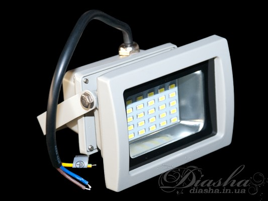 Матричный светодиодный прожектор 15ВтСветодиодные прожектора, Технические светильники, уличные светильники, Lemanso