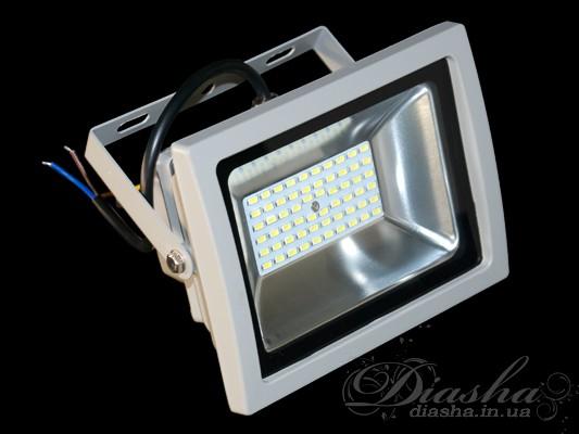 Матричный светодиодный прожектор 30ВтСветодиодные прожектора, Технические светильники, уличные светильники, Lemanso