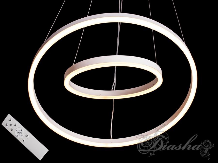 Современная светодиодная люстра, 70W. Современная светодиодная люстра, 70W Всего за 1800грн.