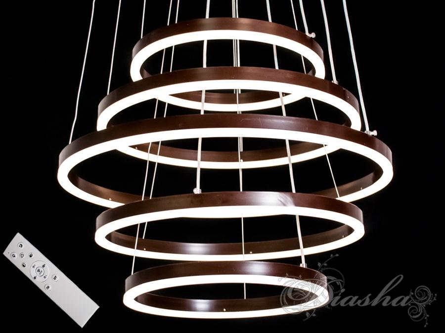 Современная светодиодная люстра, 155W. Современная светодиодная люстра, 155W Всего за 3600грн.