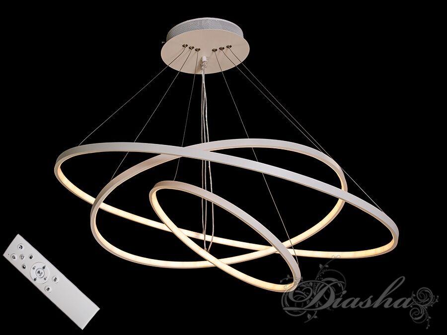LED люстра с диммером, 150W. LED люстра с диммером, 150W Всего за 2640грн.