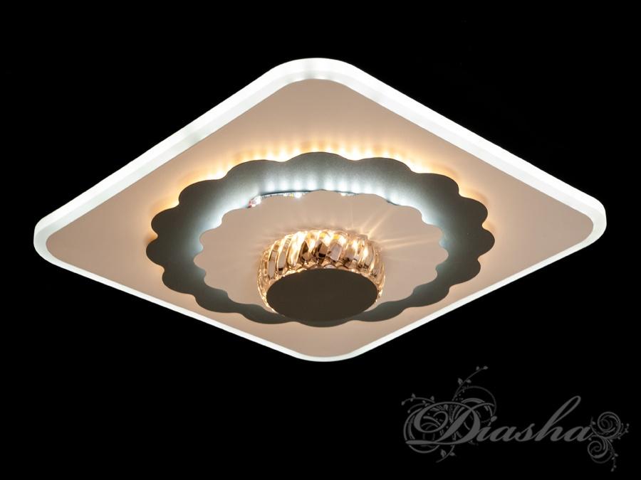Светодиодный светильник настенно-потолочный 70WСветодиодные бра, светодиодные панели, Светодиодные люстры, Светильники-таблетки