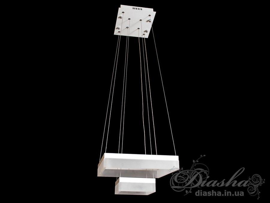 Современная светодиодная люстра. Современная светодиодная люстра Всего за 2800грн.