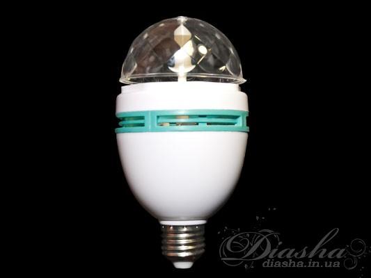 ДисколампаСветодиодные лампы с цоколем E14-E27, Lemanso